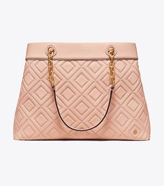 Visit Tory Burch to shop for Fleming Triple-compartment Tote and more Womens  View All. Designer Handbag ... 8c4f4f5b8586b