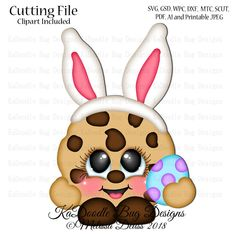 Shoptastic Cuties - Easter Cookie Cutie