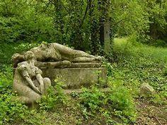 Image result for Abandoned Graveyards