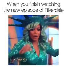 "5,291 Likes, 126 Comments - Riverdale Memes™ (@relatable.riverdale) on Instagram: ""Shk - - - - #riverdale #archie #archiecomics #bettycooper #veronicalodge #archieandrews #jughead…"""