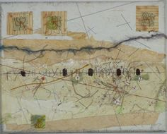 Study for Trade Routes by Brooke Atherton.