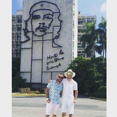 #cheguevara #plazadelarevolucion  #cuba  #lahabana  #vacaciones by pbolivarr