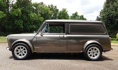 four wheel drive mini Mini Cooper S, Mini Cooper Classic, Classic Mini, Vans Classic, Hot Rod Trucks, Mini Trucks, Panel Truck, Mini Clubman, Custom Vans