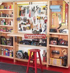 Самоделки своими руками для гаража: лучшие идеи с фото