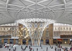 2014 RIBA Awards winners announced – Kings Cross Station Redevelopment by John McAslan + Partners.
