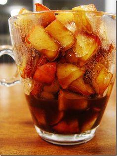 Receita fácil com maçã » Cuecas na Cozinha - Blog de Gastronomia, Culinária e Dicas de Viagem Gourmet