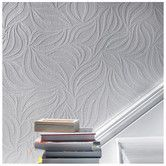 """Found it at Wayfair - Eden 33' x 20.5"""" Abstract 3D Embossed Wallpaper"""