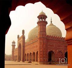 Badshahi Mosque Wallpapers