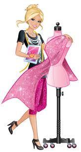 Barbie estilista