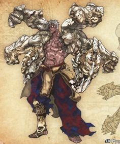 Asura The Destructor by ~PUTLEADINURHEAD on deviantART