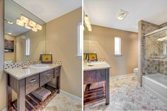Should You Relocate Your Seattle Laundry Room When You Remodel Alluring Bathroom Remodel Seattle Inspiration Design