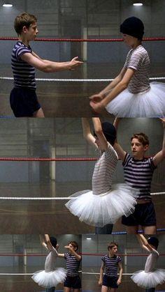 Billy Elliot de Stephen Daldry (2000) : je ne me lasse pas de ce film magique et de son optimisme.