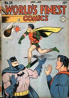 World's Finest Comics #24 - Page 1