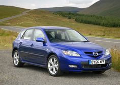 Mazda - fine photo