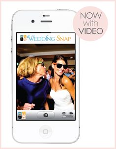 Instantly collect all your guests' photos & videos in a beautiful online album to view & share. www.WeddingSnap.com