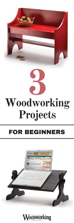 Free Beginner Woodworking Projects #woodworkingprojects