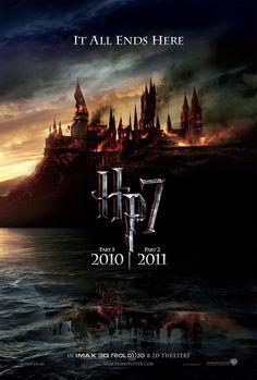 Harry potter e i  doni della morte: parte II