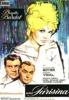 Una Parisina (1957) VOSE