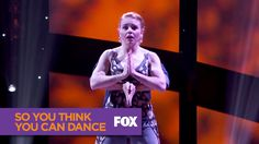 SO YOU THINK YOU CAN DANCE - Jaja & Jim - my fav dancers this season 7/20/15 & dig the song as well <3 #SYTYCD