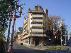 Edifício Chagas Dória, Belo Horizonte, Brasil