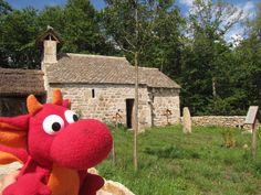 Village du Moyen Age miros-reisen.blogspot.de