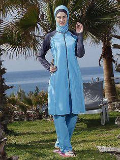 Activity & Gear Modesty Muslim Women Swimwear Swimsuit Full Cover Islamic Beachwear Black Set As Effectively As A Fairy Does Strollers Accessories