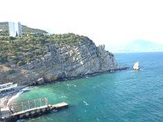 crimea tourism 2014. Best of the World – Shallow Nest castle – Crimea