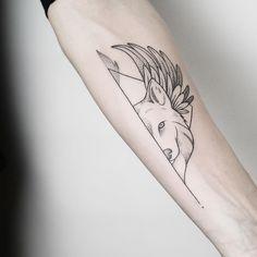 maria fernandez tattoo #wolftattoo #mariafernandeztattoo #blackwork