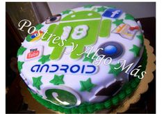 Torta de Android - Android Cake