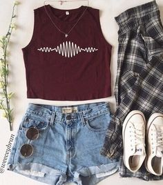 blouse band merch rock burgundy crop tops outfit teenagers shirt converse plaid shades necklace arctic monkeys t shirt shorts t-shirt arctic monkeys sunglasses shoes make-up jewels top tank top voice cute hunter shirt band hipster black white sound waves crimson grunge soundwave red shirt music red burgundy top flannel shirt urban pants high waisted shorts summer miami florida clothes style grunge t-shirt artic cool tumblr outfit bordeaux red wine black shorts crop marroon sleeveless indie…