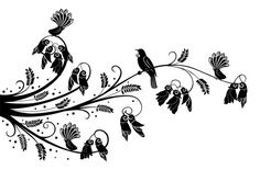 Kowhai Bag Range by Marie Ockleford, via Behance also like this (not as a whole but each of the branches on their own are lovely) (Bottle Sketch Behance) Tatoo Designs, Stencil Designs, Stencil Patterns, Nyc Projects, Tui Bird, Bird Stencil, Damask Stencil, Mastectomy Tattoo, Zealand Tattoo