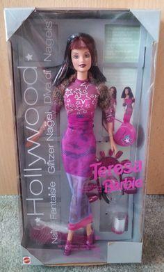 Mattel Barbie Hollywood Nails Teresa 24244 | Spielzeug, Puppen & Zubehör, Mode-, Spielpuppen & Zubehör | eBay!