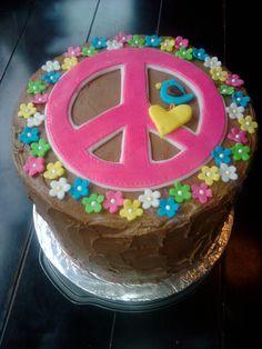 Hippie birthday!