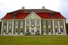 Panoramio - Photo of Schloss Rumpshagen