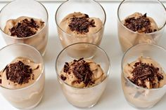 Milk and Honey: Mocha Mousse Mousse, Mouth Watering Food, Party Food And Drinks, Frozen Drinks, Best Food Ever, Big Meals, Dessert For Dinner, Milk And Honey, Kfc