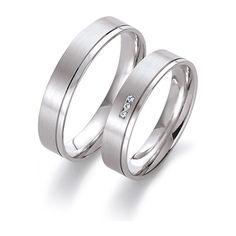 Wedding rings from our German workshop.