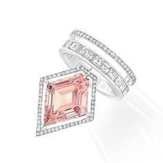 Infinitas Ring For Sotheby S Diamonds With A 6 78ct