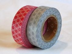 Morning Field Star Traditional Pattern MT Washi Tape $4.00