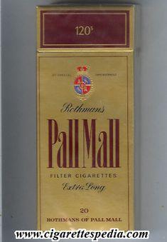 Pall Mall weiß