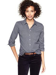 Gap | Perfect oxford shirt