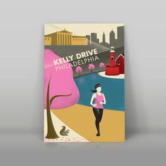 Philadelphia Kelly Drive Part One Fairmount Park by nolibsdesign
