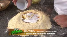 Aprenda o preparo da Broa de Milho na Folha de Bananeira Oatmeal, Pudding, Breakfast, Ethnic Recipes, Desserts, Food, Youtube, Redneck Recipes, Sweet Recipes
