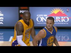 a0f753349e9 The Night Kobe Bryant PASSED THE TORCH To Stephen Curry (Steph Drops 47 & 9  at Mamba's House!) Russell Westbrook All StarBasketball ...