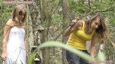 Island of castaways - students film