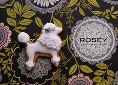 poodle cookie