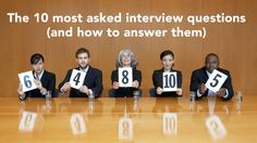 10 questions #recruiters may ask in a #job interview: https://www.thenakedceo.com/articles/job-seeking/the-10-most-asked-interview-questions-and-how-to-answer-the