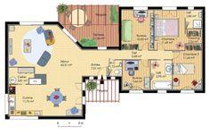 Plan-Maison-Moderne-Gratuit-Pdf