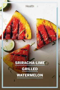 Looking for a new way to eat watermelon? This is a must try! #watermelonrecipes #watermelon #grilling