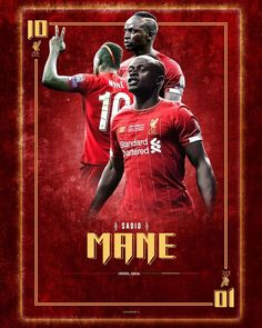 poster ⚡️🔥 How many goals for this season? 👇 Wallpaper on story! Fc Liverpool, Liverpool Football Club, Sadio Mane, This Is Anfield, You'll Never Walk Alone, Social Media Design, Cristiano Ronaldo, Goals, Seasons