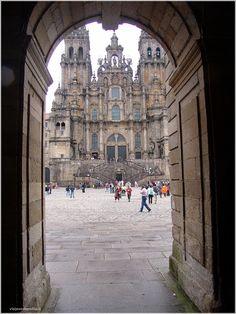 Santiago de Compostela.  http://www.viajesenfamilia.it